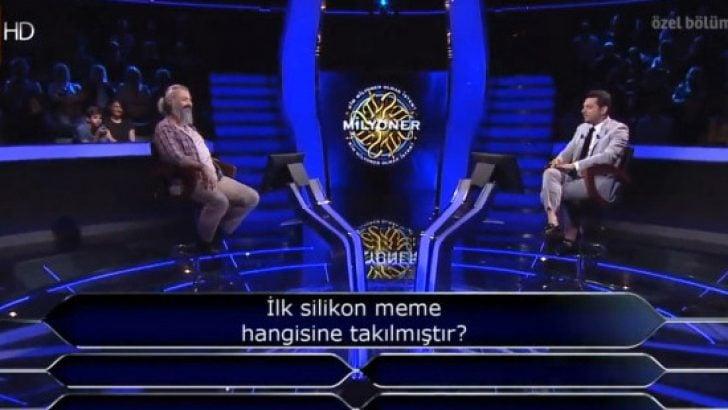 """Kim Milyoner Olmak İster'e slikon sorusu damga vurdu! İşte Kim Milyoner Olmak İster'deki """"İlk hangi hayvana silikon takıldı"""" sorusunun cevabı"""