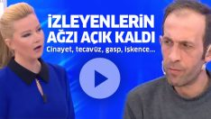 Müge Anlı'da Tuncer Ustael hakkındaki iddialar dehşete düşürdü! 3 cinayet, 4 tecavüz, gasp ve işkence…