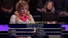 Bardo'nun annesi hangi hayvandır? İşte Kim Milyoner Olmak İster'deki Bardo sorusunun cevabı