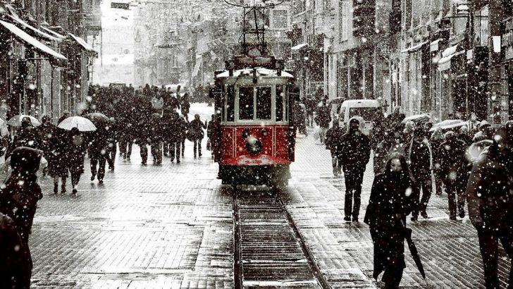 Meteoroloji'den İstanbul'da kar yağışı açıklaması!