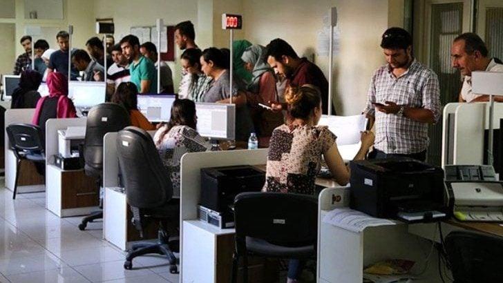 Mesailere seçim ayarı! İstanbul'da İl ve İlçe Nüfus Müdürlükleri Nüfus müdürlükleri Cumartesi ve Pazar günleri tam gün açık olacak