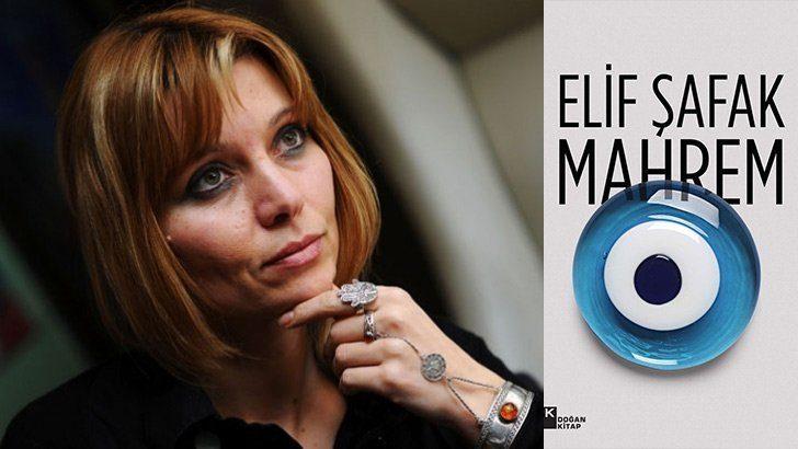 Abdullah Şevki'den sonra şimdi de Elif Şafak'ın Mahrem isimli kitabına tepki yağıyor! Çocuk istismarına dair benzer ifadeler…
