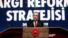 Cumhurbaşkanı Erdoğan, Yeni Yargı Reform paketini açıkladı