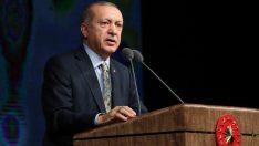 Erdoğan: Yargıyı hedef göstermek ahlaksızlık!