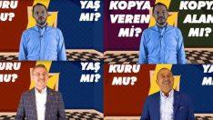 AK Parti'den bakanlara gülümseten soru-cevap videosu!