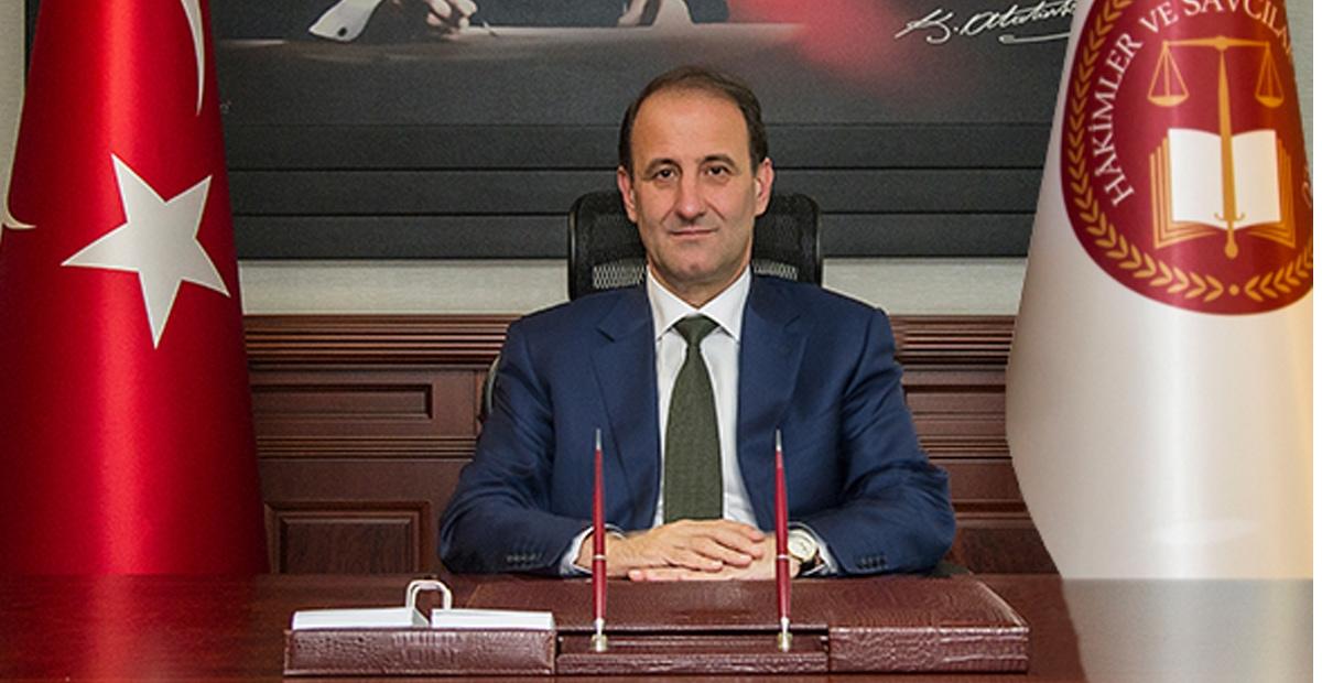 HSK üyesi Mehmet Akif Ekinci babasını kaybetti | SON TV