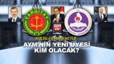 Anayasa Mahkemesi üyeliği için Yargıtay'dan adaylığını açıklayan üyeler!