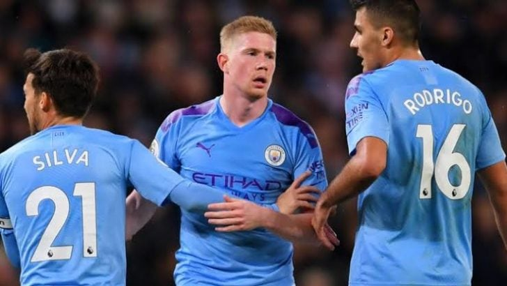 Manchester City'e UEFA'dan Avrupa darbesi