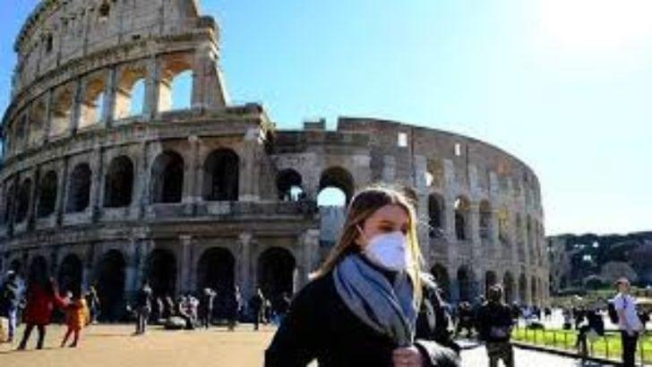 İtalya'da acı büyüyor! 1 günde 743 ölü