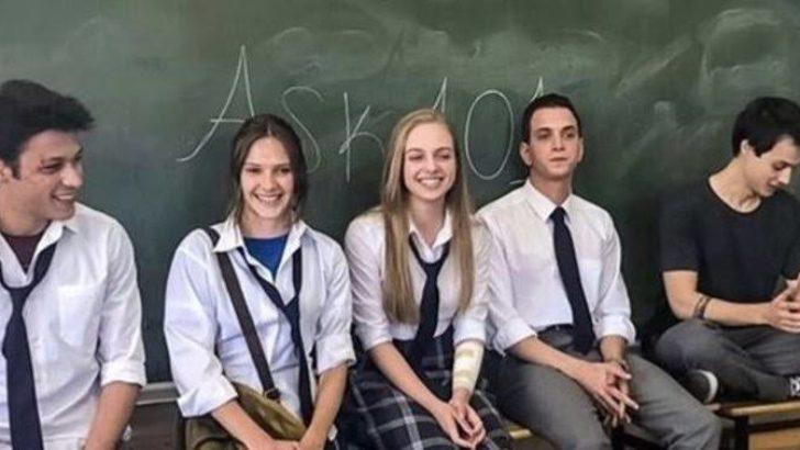 Aşk 101 2. sezon ipucu geldi! Aşk 101'in çekildiği okul olay oldu