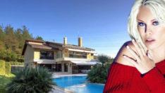 Ajda Pekkan lüks villasını satamadı