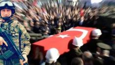 Bahar Kalkanı Harekatı'nda yaralanan asker, 43 gün sonra şehit düştü