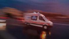 Hastaneden ambulans çalmaya kalktı