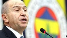 TFF Başkanı Nihat Özdemir Fenerbahçe üyeliğinden istifa etti