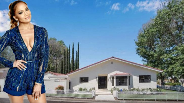 Jennifer Lopez bu kez mütevazı bir ev aldı