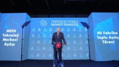 Cumhurbaşkanı Erdoğan: Türkiye'yi küresel teknoloji üssüne dönüştürmekte kararlıyız'