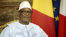 Darbeyle gözaltına alınan Mali Cumhurbaşkanı Boubacar Keita serbest bırakıldı