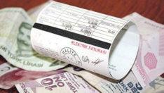 Deprem mağdurlarına fatura müjdesi