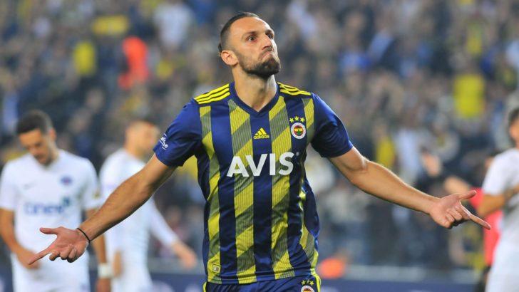 Fenerbahçeli Vedat Muriç'ten iddialı sözler