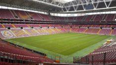 Galatasaray'dan Fener derbisi için TFF'ye başvuru