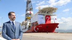 Karadeniz'de bulunan doğalgazın önemini Berat Albayrak anlattı