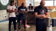 Mike Tyson'ın namaz kılarken çekilen videosu yayınlandı