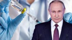 Putin koronavirüs aşısının tescillendiğini açıkladı