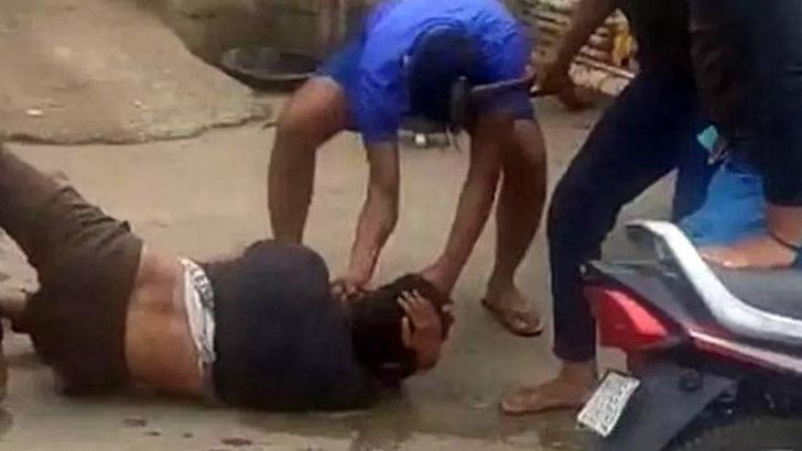 Radikal Hindu çetelerin 'inek eti taşıdığı' iddiasıyla saldırdığı Müslüman genç ağır yaralandı