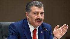 Sağlık Bakanı Koca'dan 'hastaneler dolu' yalanına cevap