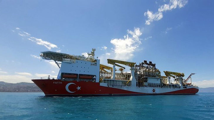 ABD basını: Tuna-1'deki doğalgaz sondajı ekimde tamamlanacak