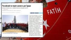 Türk doğalgazı Rusya'yı düşündürmeye başladı