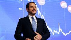Bakan Albayrak'tan ekonomiye ilişkin açıklama