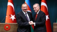 Aliyev: Türkiye'nin her konuda yanında olacağız
