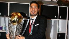 Beşiktaş'ta futbol direktörü Ali Naibi, istifa etti
