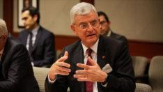 BM 75. Genel Kurul Başkanlığına seçilen Bozkır görevini devralıyor