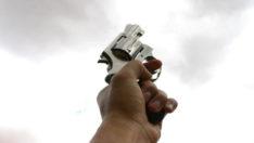 Gaziantep'te havai fişek atmaya ve silah sıkmaya 44,245 lira ceza