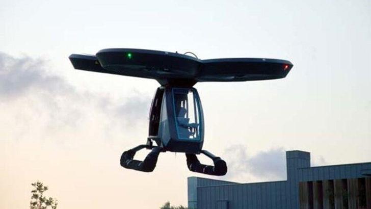 İlk yerli uçan araba CEZERİ ile herkes pilot olacak!