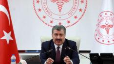 Türkiye'de koronavirüs salgınında son veriler