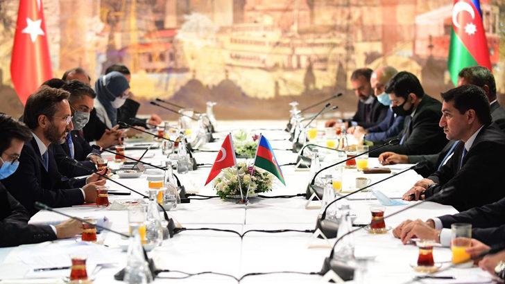 Türkiye ve Azerbaycan medyada da güçlerini birleştiriyor