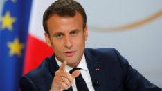 Macron'un hedefi: İslamiyet
