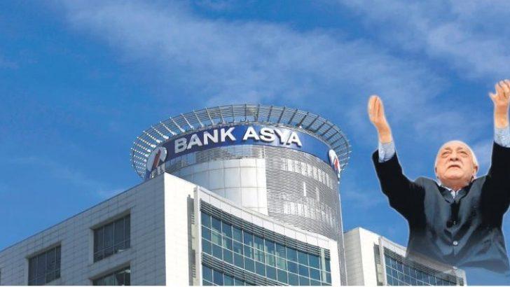 FETÖ'nün bankası Bank Asya'nın müsaderesi istendi!