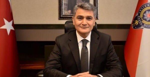 Gaziantep Emniyet Müdürü Zeybek emekli olacak