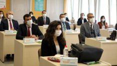 Adalet Akademisi'nde hakim ve savcılara Türkçe dersi