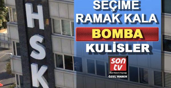 HSK üyeliği seçimlerinde flaş gelişme! Erdoğan'ın atayacağı isimlerde son kulisler!