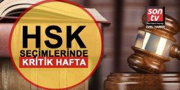 HSK seçimlerinde kritik hafta