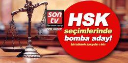 HSK seçimlerinde bomba aday! İşte kulislerde konuşulan o isim