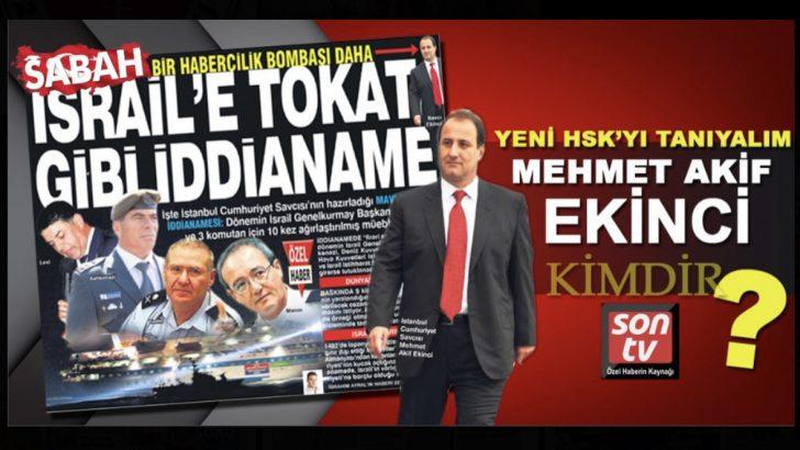 HSK üyeliğine ikinci kez atanan Mehmet Akif Ekinci kimdir?
