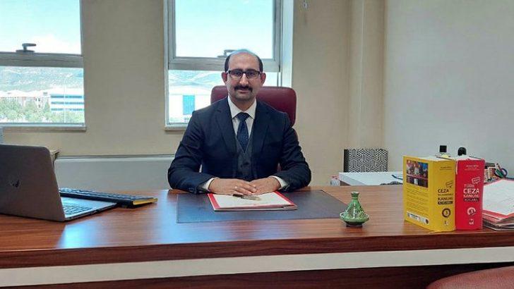Türkiye'nin ilk gazi başsavcısı!