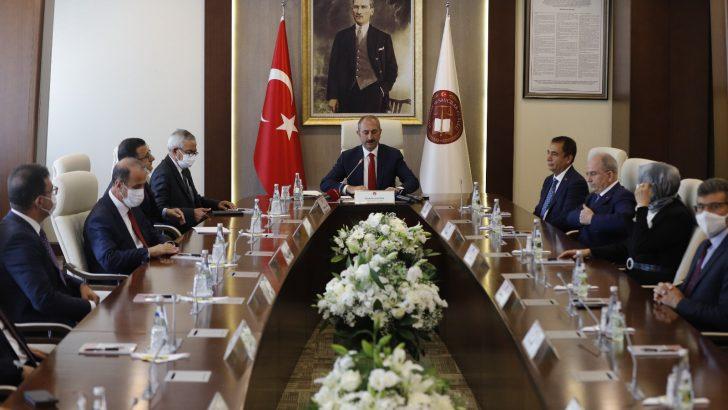 Yeni HSK ilk Genel Kurul için toplandı
