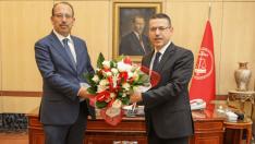 Sayıştay Başkanı Yener göreve başladı